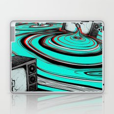 Lake of Static Laptop & iPad Skin