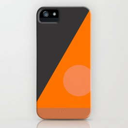 Untitled #Abstrct iPhone Case