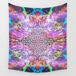 Centaurus Cosmic Mandala Wall Tapestry