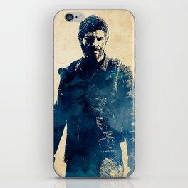 Joel - The Last Of Us iPhone Skin