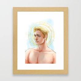 The Intercession of St. George Framed Art Print