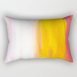 Light, My Light, the World-filling Light Rectangular Pillow