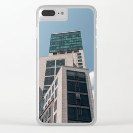 Zoofenster Clear iPhone Case