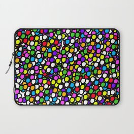 Bubble GUM Colorful Balls Laptop Sleeve