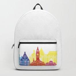 Lille skyline pop Backpack