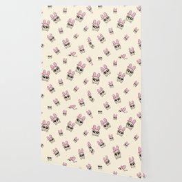 Cutesy Bunny Wallpaper