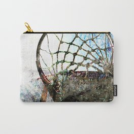 basketball vs 42 Carry-All Pouch