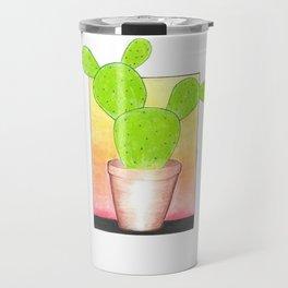 Prickly Pear Puesta Del Sol Travel Mug