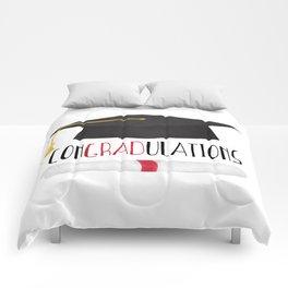 ConGRADulations Comforters
