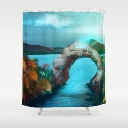 -changing seasons- Shower Curtain