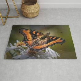 Painted Lady Rug