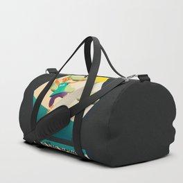 Life the moment Duffle Bag