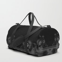 Just lazing about Duffle Bag