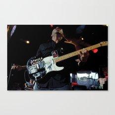 Tom Morello - Rage Against the Machine /AUDIOSLAVE Canvas Print