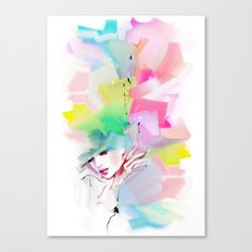 color composition Canvas Print