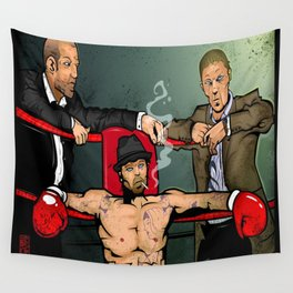 SNATCH  Wall Tapestry