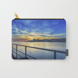 Smooth river. Carry-All Pouch