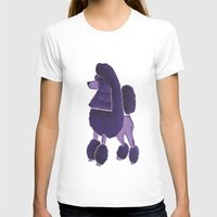poodle T-shirts featuring Poodle Doodle by Jill Pace