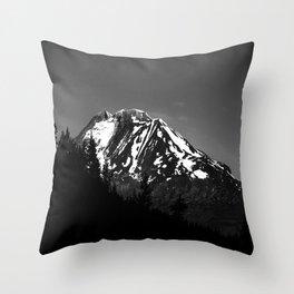 Desolation Mountain Throw Pillow