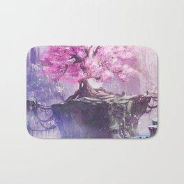 Japan Sakura Beautiful Bath Mat