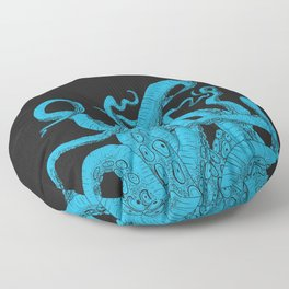 Octopocket Floor Pillow