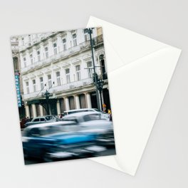 Speeding Through Time Stationery Cards
