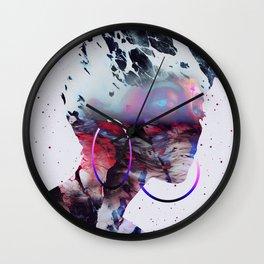 Le regard de Dieu Wall Clock