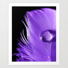 Natures Magnifying Glass Art Print