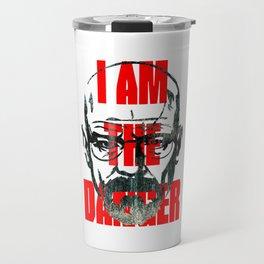 I am the Danger Travel Mug