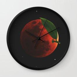 Bloody Moon 2018 Wall Clock