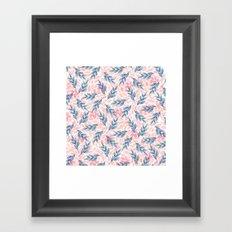 pattern 55 Framed Art Print