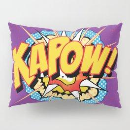 Kapow Pillow Sham