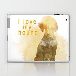 Hound Laptop & iPad Skin