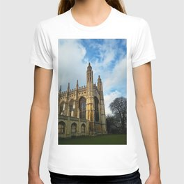 Kings college chapel T-shirt