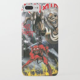 The Number of the Beast - Iron - Remastered Edition - Maiden iPhone Case