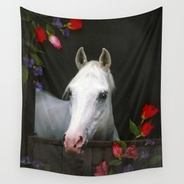 For the Roses Wall Tapestry