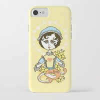 jane austen iPhone & iPod Cases featuring Jane Austen Holy Writer by roberto lanznaster