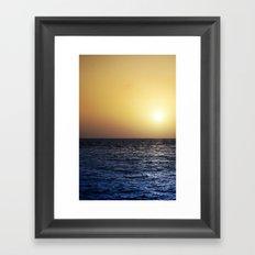 Tenerife Framed Art Print