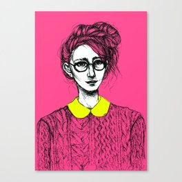 Esmerelda Canvas Print