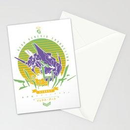 Evangelion Vintage Stationery Cards