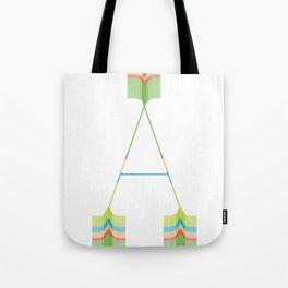 An A Tote Bag