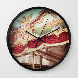 Merry. Merry. Wall Clock