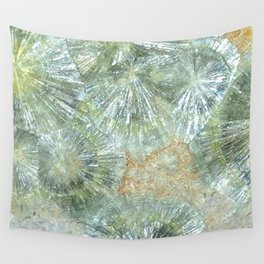Wavellite Wall Tapestry