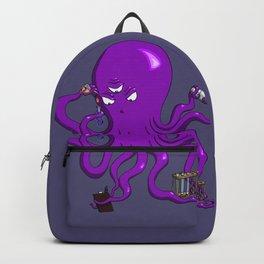 Octopus Scientist Backpack