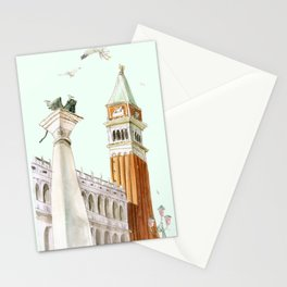 St. Marco Venice Stationery Cards