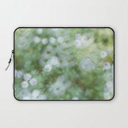 Flowers & Swirl Laptop Sleeve