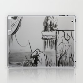 A Cheap Joke and a Forgery Laptop & iPad Skin