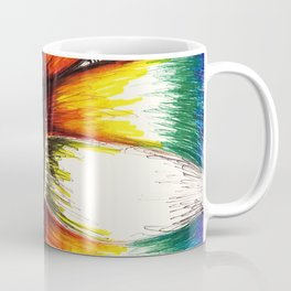 """This Would Be Me If I Looked Like This"" Flowerkid Coffee Mug"