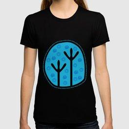 Emu Tracks Australian Aboriginal Style 2 T-shirt