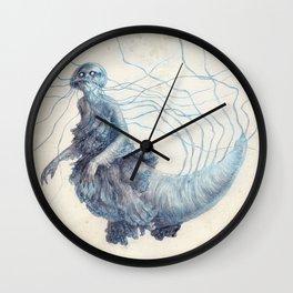 Sirena Medusa Clara Wall Clock